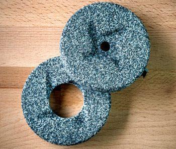 Corundum-Ceramic Milling Stones - Mockmill Australia