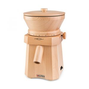Silence by Waldner Biotech – Electric Stone Grain Mill