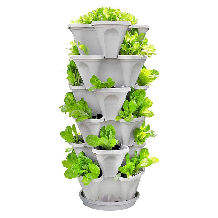 Vertical Herb Garden Planters