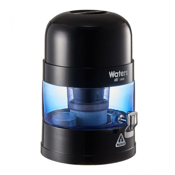 Waters Co BIO 1000 Benchtop Water Filter - Left Side View