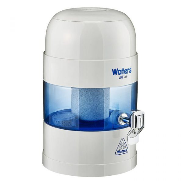Waters Co BIO 400 Benchtop Water Filter - Left Side View