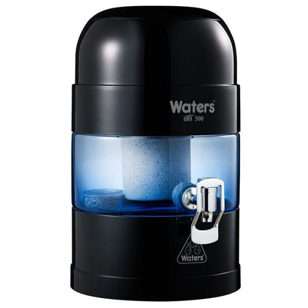 Waters Co BIO 500 Benchtop Water Filter - Left Side View